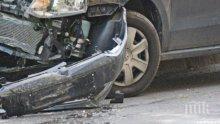 Млад мъж пострада в катастрофа край Варна