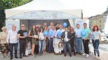 Младен Шишков в Пловдив: Повишаването на доходите е важен приоритет в работата ни (СНИМКИ)