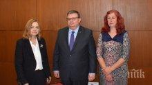 ПЪРВО В ПИК: Цацаров награди прокурора по делото за разпространение на радикален ислям