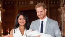 Хари и Меган празнуват 1 година семеен живот