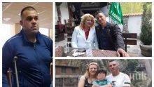 СТРАШНА ТРАГЕДИЯ! Проговори Борислав, който уби дрогиран зам-кметицата на Кричим, двете й деца и мъжа й навръх Бъдни вечер