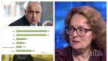 """САМО В ПИК! Румяна Коларова: БСП се сниши, Корнелия Нинова е в панически страх от поредна загуба и търси реванш за кабинета """"Орешарски"""". Борисов е в легитимното право да реализира мандата си"""