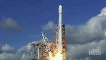 """60 сателита на """"Спейс Екс"""" остават приземени"""