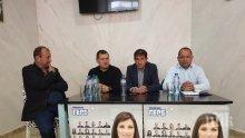 Кандидатът за евродепутат Младен Шишков се срещна с членове и симпатизанти на ГЕРБ в Брезово (СНИМКИ)