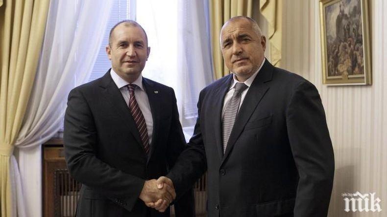 Радев иска да си назначи персонален главен прокурор. Например Лозан Панов. И да арестуват Борисов