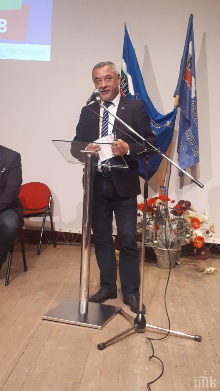 Валери Симеонов във Варна: Не гласувайте за обещания, а за хора, които вършат работа (СНИМКИ)