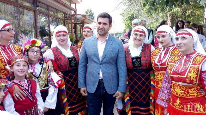 Андрей Новаков: Нашите опоненти знаят само как да рушат, но не и да градят
