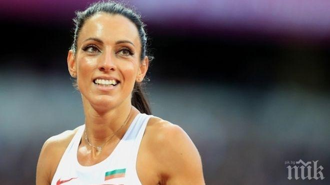 СТРАХОТНО: Ивет Лалова с квота за пета Олимпиада