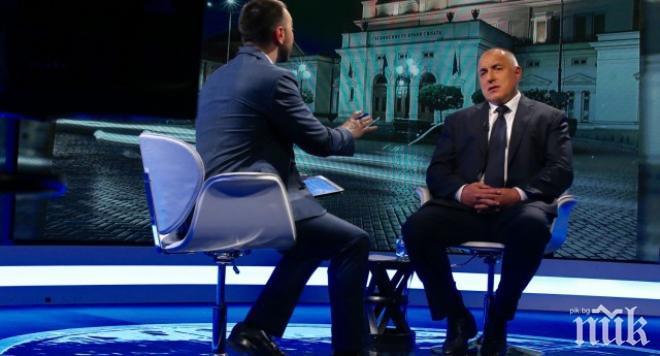 Как Борисов закова Хекимян и шефа му Венелин Петков