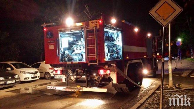 Запалиха умишлено къща в Добротич