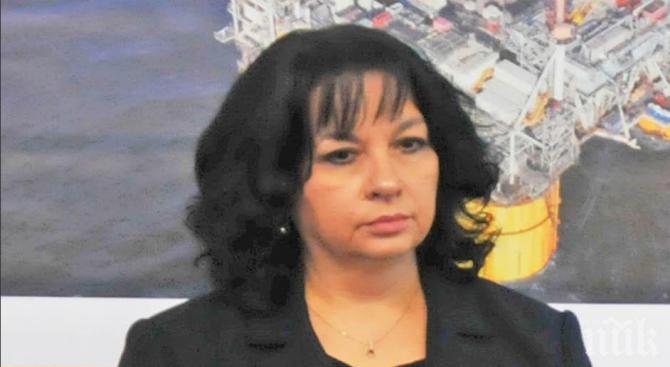 """Теменужка Петкова отива в АЕЦ """"Козлодуй"""""""