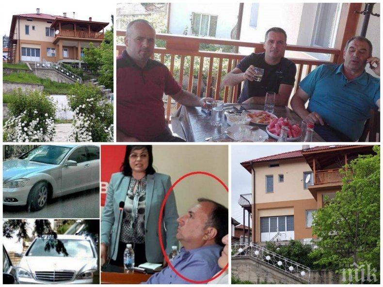 РАЗКРИТИЕ НА ПИК: Градоначалник на Корнелия Нинова в афера с обществена поръчка - продава на безценица сградата на кметството на свой човек, вдигат огромен хотел (ДОКУМЕНТИ/СНИМКИ)