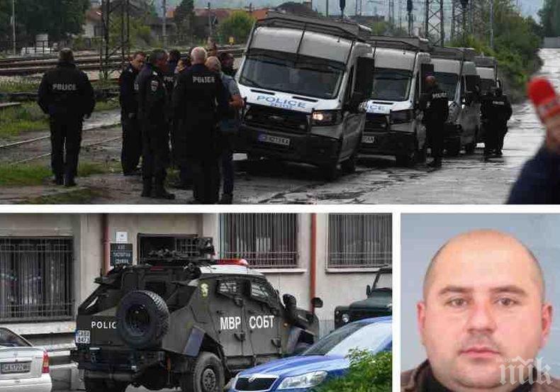 Десети ден продължава издирването на Стоян Зайков в района на Костенец