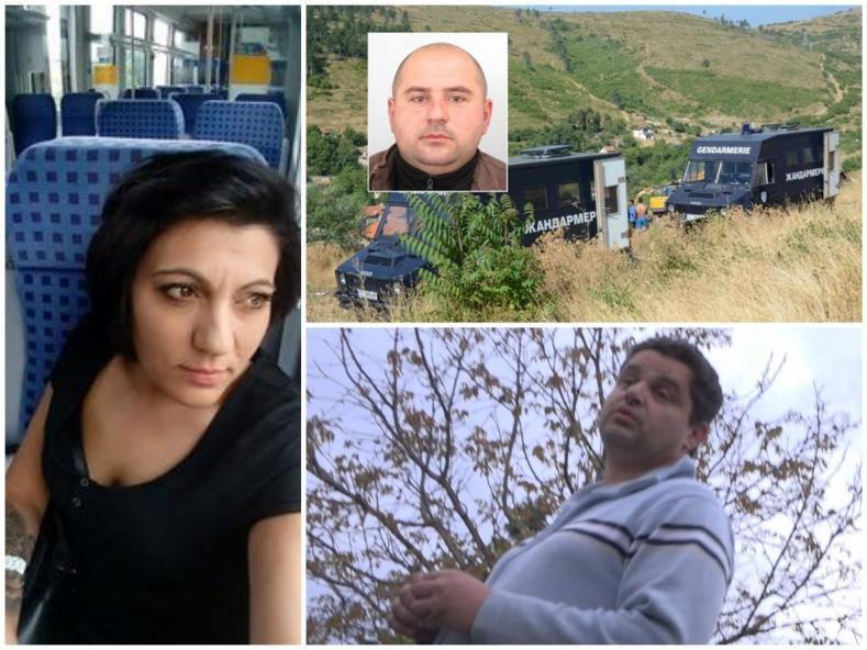ВЕРСИЯ: Интимни снимки и провокативни чатове влудили психопата Стоян Зайков - Чане и той убил жена си Милена. Намерено е скривалище с храна и вода