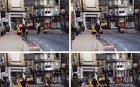 Опасен престъпник: Във Великобритания полицай опита да залови избягал овен. Ето какво се случи (ВИДЕО)