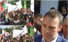 ОТ ПОСЛЕДНИТЕ МИНУТИ: В Бургас е страшно - стотици роми окупираха общината и призовават за насилие! Кметът Димитър Николов ги отряза (СНИМКИ)