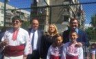 """След инициатива на младежи от НФСБ: Откриха нова спортна площадка в столичния кв. """"Бенковски"""""""