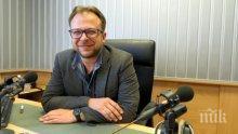 Шефът на бюрото на ЕП у нас: Младите хора са с най-малка активност на евроизборите