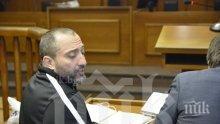 ИЗВЪНРЕДНО: Въоръжена охрана пази прокурорите по делото за Митьо Очите - несебърският бос ги заплашвал