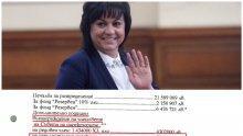 БОМБА В ПИК: Корнелия Нинова прибрала 6,4 млн. лв. от държавата! Синята приватизаторка ощетила бюджета със скандална врътка (ДОКУМЕНТИ)