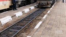 ТРАГЕДИЯ: Мъж се метна пред теснолинейка край Велинград и почина на място