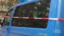 Вижте мъжа, арестуван за убийството на милионерката Виолета (СНИМКИ)