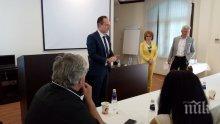 Андрей Ковачев: Да се отрича обединена Европа и да се връщаме назад към националните държави е грешно