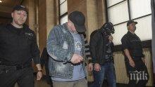 """Вижте тримата охранители, пребили до смърт крадливата ромка в """"Орландовци"""" (СНИМКИ)"""