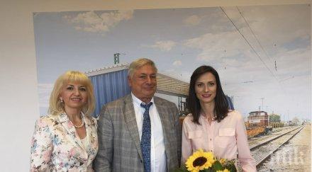 Мария Габриел в Септември: С висока избирателна активност ще изпратим сигнал за България, задаваща приоритети в европейския дневен ред