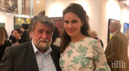 Лондонското биенале за изкуство аплодира Вежди Рашидов (СНИМКИ)