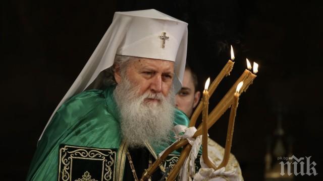 Патриарх Неофит ще оглави тържествения молебен за 24 май