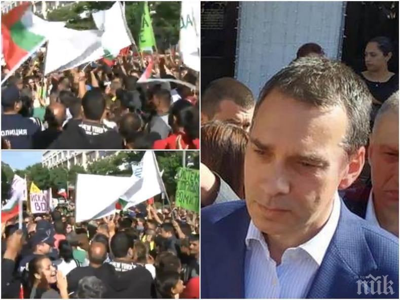 САМО В ПИК: Кметът Димитър Николов разкри кой стои зад бунта на циганите в Бургас - мирише на партийна поръчка: Признаха, че политици са ги посъветвали да протестират