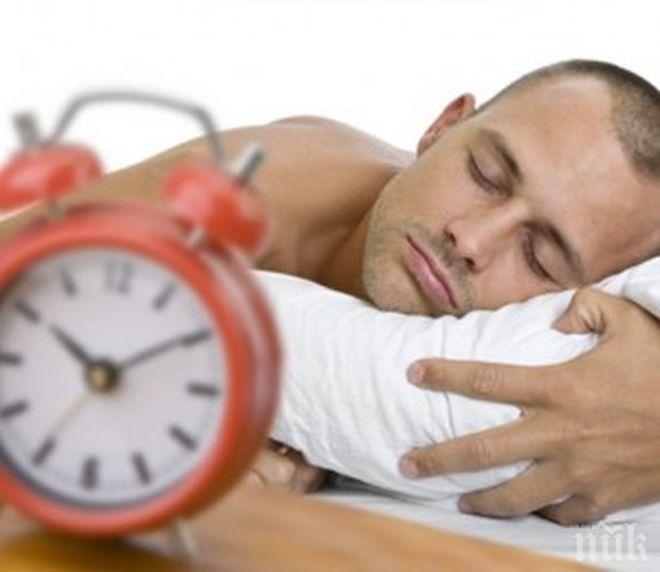 Непълноценният сън трупа килограми
