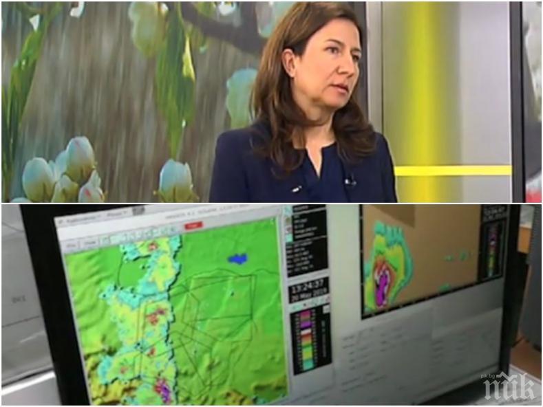 СТРАШНО БЕДСТВИЕ: Синоптичка с шокиращо разкритие - само за 20 минути в село Дерманци са се изсипали 193 литра дъжд на кв. м. За 24 май идват нови порои