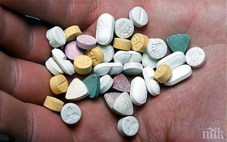 ТРЕВОЖНО: Над 120 000 българи употребяват синтетична дрога