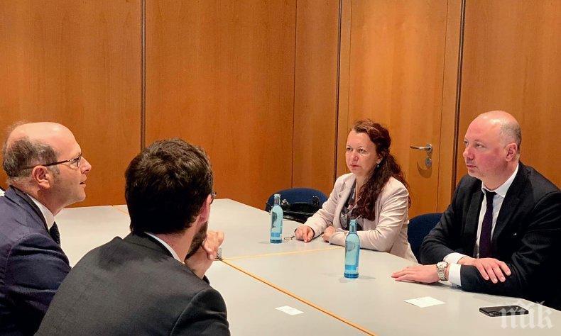 Министър Росен Желязков за Пакета мобилност I: Единомислещите оставаме непоколебими
