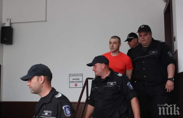 Оставиха в ареста обвинения за убитата преди 10 години милионерка Виолета Балабанова