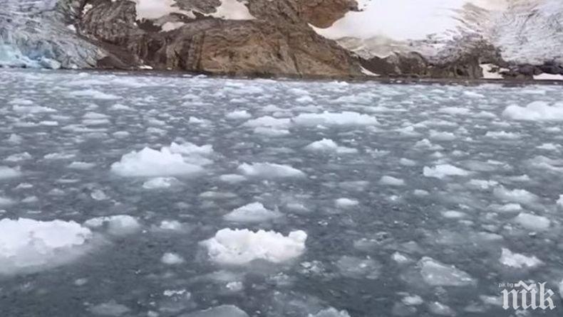 ДО КРАЯ НА ВЕКА: Океаните се вдигат с 2 метра