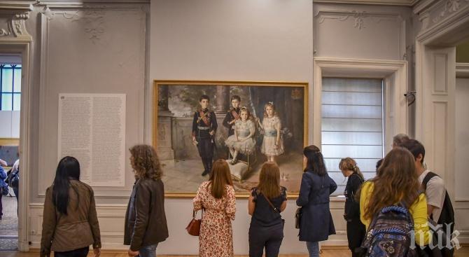 Все по-малко българи влизат в музеите