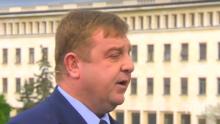 Каракачанов: 8% патриоти гласуваха за Джамбазки и листата, която предложихме