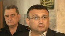 Младен Маринов: Киберпрестъпността не познава граници и се развива благодарение на глобализацията на военни