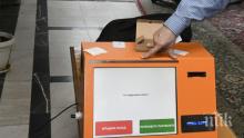 СЛАДКА РАБОТА: 15 лева бонус за член на секция с машинно гласуване