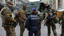 ИЗВЪНРЕДНО В ПИК: Бомбена заплаха смрази Брюксел 24 часа преди визитата на Бойко Борисов
