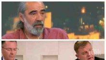 ПЪРВО В ПИК! Актьорът Андрей Слабаков от листата на ВМРО пред медията ни: Отивам в Европарламента