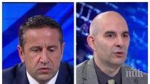 Георги Харизанов: Изводите на президента Радев за изборите са лековати