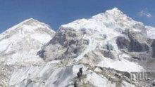 Девет души загинаха на Еверест