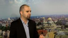 """Шефът на """"Галъп""""  Първан Симеонов: Избирателната активност ще бъде ниска"""