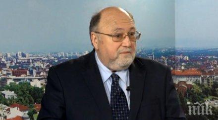 САМО В ПИК TV: Евродепутатът Александър Йорданов с първи коментар за изборите: Коалицията между ГЕРБ и СДС трябва да е управляваща (ОБНОВЕНА)