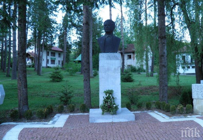 В Тетевенско отбелязват 143-ата годишнина от гибелта на Георги Бенковски