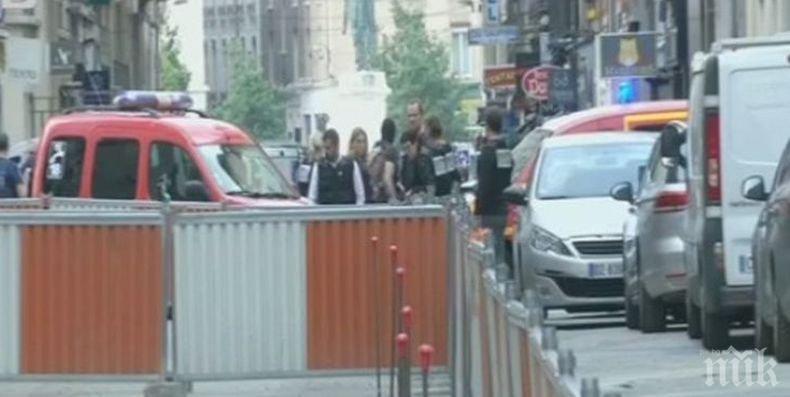 След атаката: Трима от ранените в Лион остават в болница